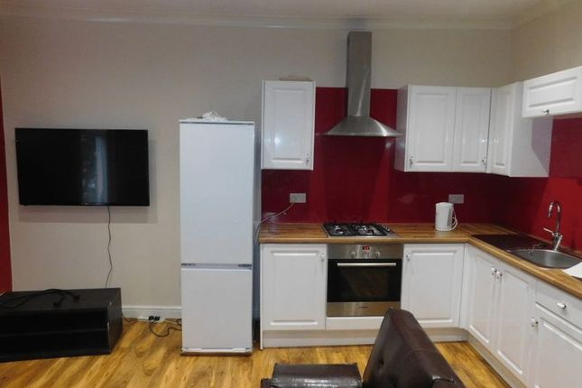 Thumbnail Flat to rent in Ilkeston Road, Nottingham