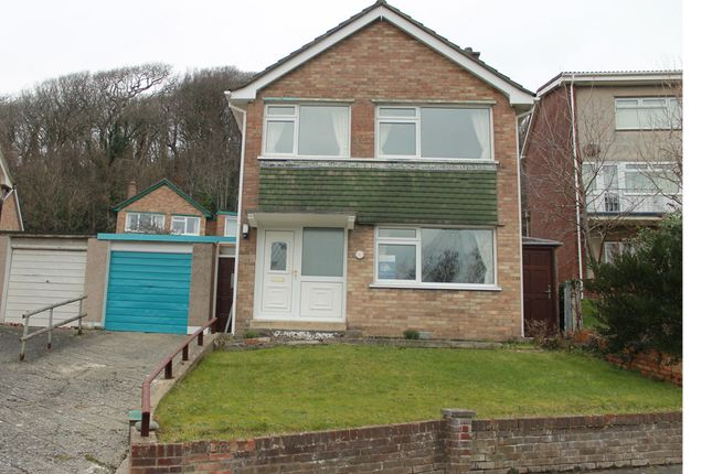 Thumbnail Link-detached house to rent in 62 Dan Y Coed, Aberystwyth