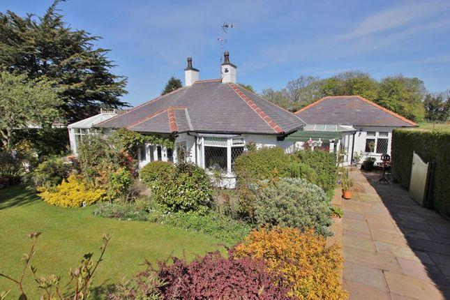 Thumbnail Detached bungalow for sale in Bidston Village Road, Bidston Village/Prenton, Wirral