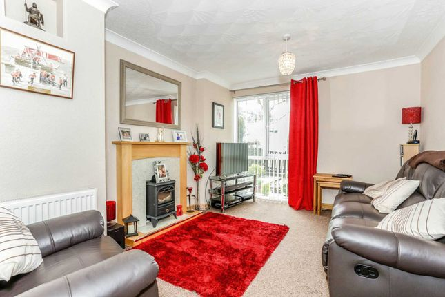 Thumbnail Terraced house for sale in Wye Gardens, Plymouth