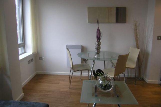 Thumbnail Flat to rent in Basilica, 2 King Charles Street, Leeds