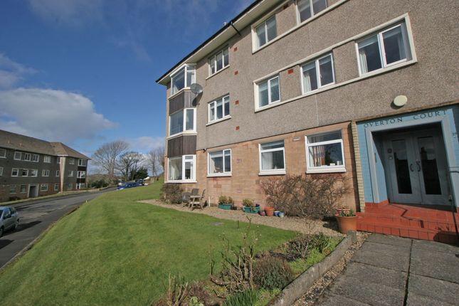 Thumbnail Flat for sale in Overton Court, West Kilbride