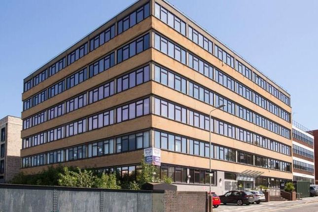 Office to let in Ground Suite 1, Enkalon House, 86-92, Regent Road, Leicester