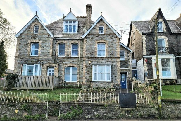 Thumbnail Flat to rent in Molesworth Street, Wadebridge
