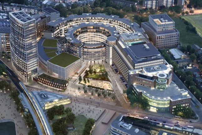 Photo of The Crescent, Television Centre, 89 Wood Lane, London W12
