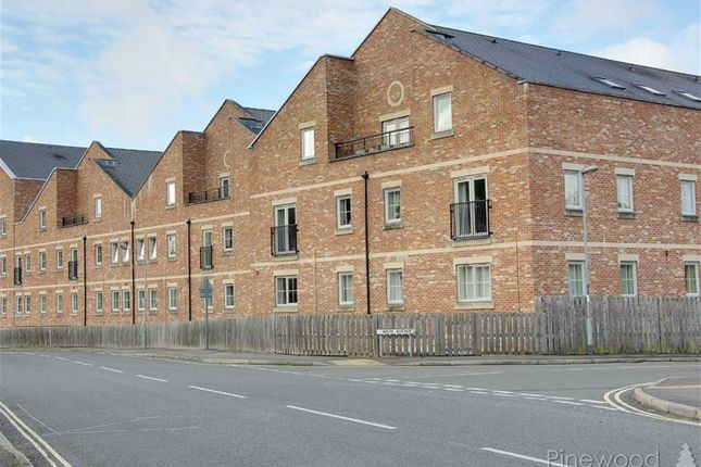 Thumbnail Flat for sale in Piccadilly Heights, Chesterfield, Derbyshire