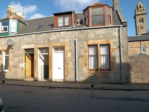 Thumbnail End terrace house for sale in Glebe Street, Campbeltown