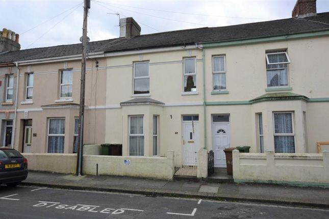 Terraced house to rent in Julian Street, Plymouth, Devon