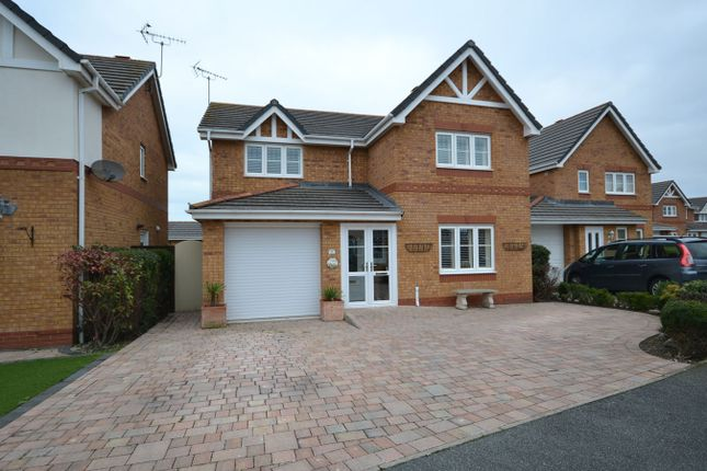 Thumbnail Detached house for sale in Rhos Fawr, Belgrano