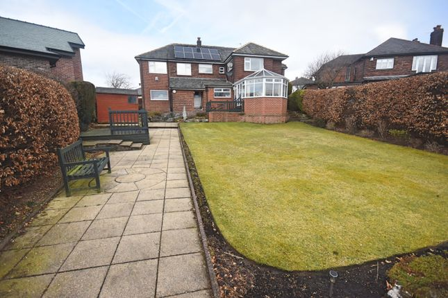 Thumbnail Detached house for sale in Brooklands Road, Ramsbottom, Bury