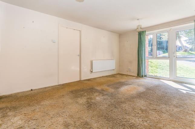 Reception Room of St. Annes Court, Park Hill, Moseley, Birmingham B13