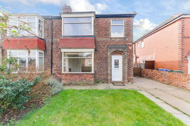 3 bed semi-detached house to rent in Zetland Road, Town Moor DN2