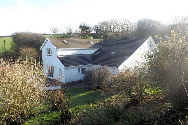 Thumbnail Land for sale in Lowmead Farm, Tavernspite, Whitland, Carmarthenshire.