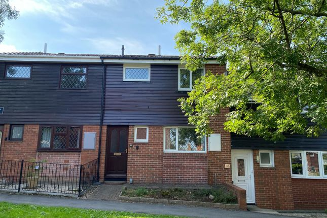 Thumbnail 3 bed terraced house for sale in Brindley Close, Norton Lees