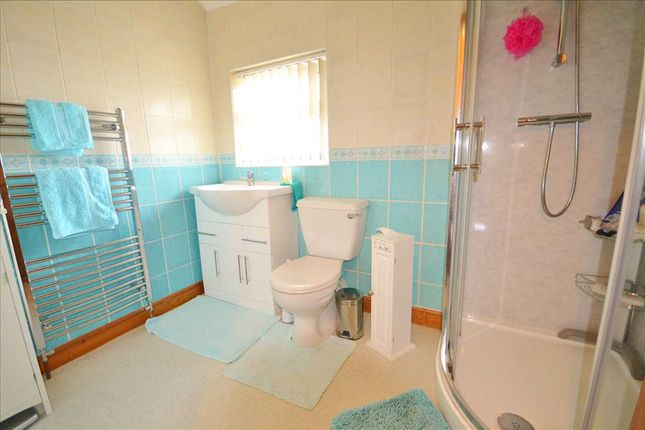 Shower Room: of Sherwood Place, Chorley PR6