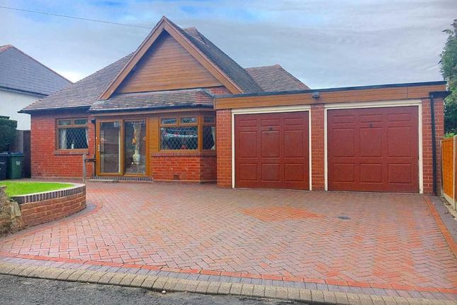 Thumbnail Bungalow for sale in Charlemont Road, West Bromwich, West Midlands