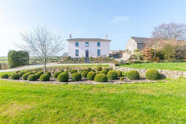 Thumbnail Detached house for sale in Llanvaches, Caldicot