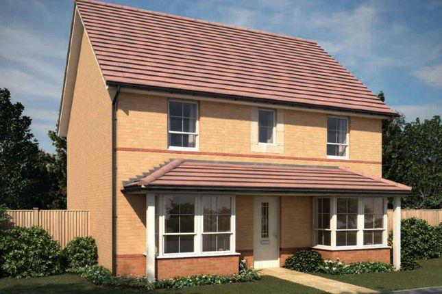 "Thumbnail Detached house for sale in ""Thame"" at Monkton Lane, Hebburn"