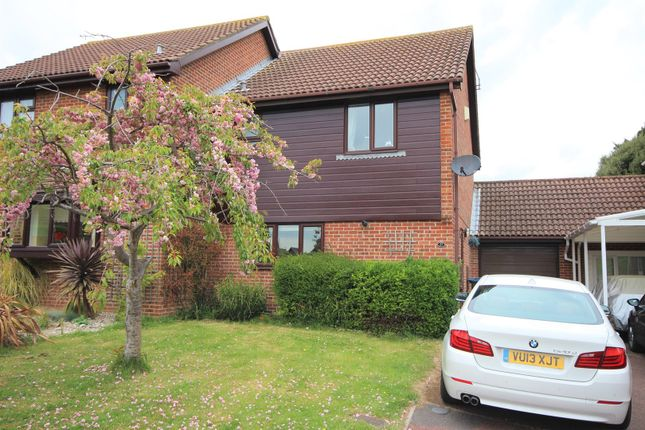 Thumbnail Semi-detached house for sale in Tormore Park, Deal