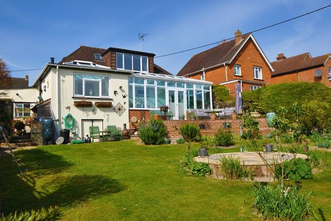 Thumbnail Detached house for sale in Rooksbury Road, Andover