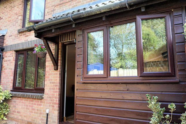 Thumbnail Terraced house for sale in Ruskin Close, Basingstoke