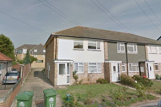 Thumbnail Flat to rent in Kenilworth Road, Ashford