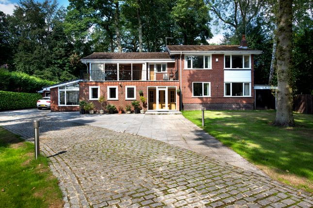 Thumbnail Detached house for sale in Hardwick Road, Streetly, Sutton Coldfield