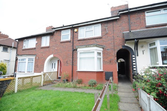 Thumbnail Terraced house for sale in Bristnall Hall Lane, Oldbury
