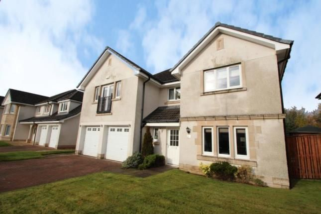 Thumbnail Detached house for sale in Suntroy Grove, Jackton, South Lanarkshire