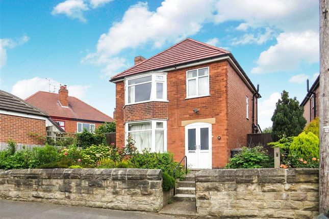 Thumbnail Detached house for sale in Heyworth Street, Derby