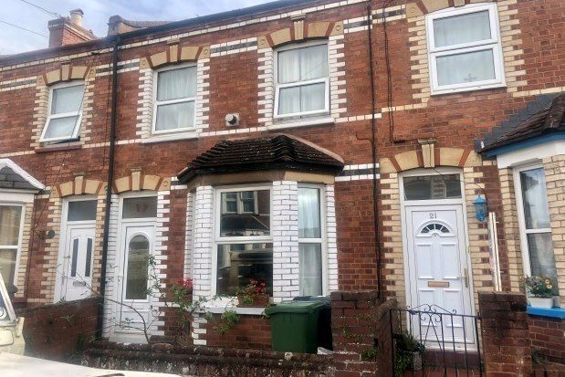 Thumbnail Property to rent in Manor Road, Exeter
