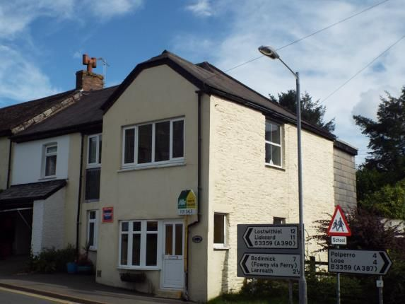 Thumbnail End terrace house for sale in ., Looe, Cornwall