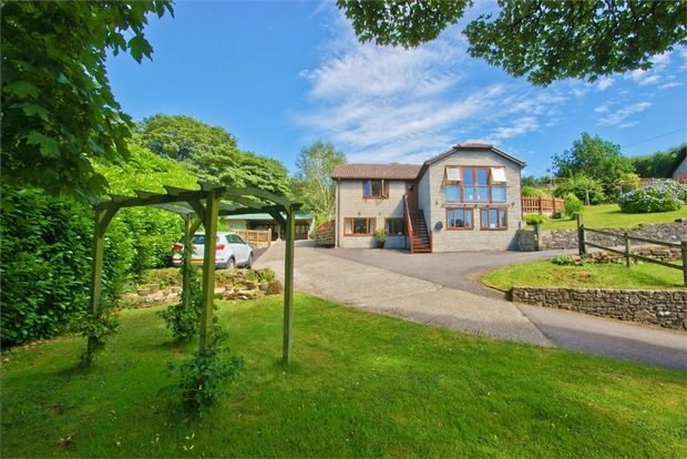 Thumbnail Detached house for sale in Stoke St Michael, Somerset, UK