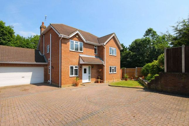 Thumbnail Detached house for sale in The Waterfalls, Langdon Hills, Basildon