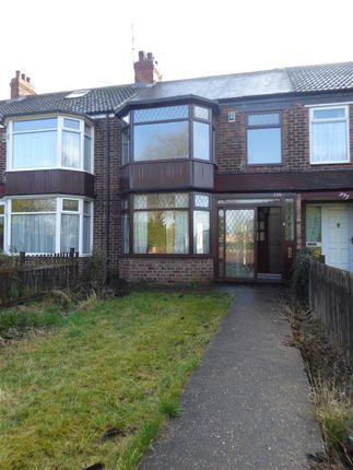 3 bed terraced house to rent in Cottingham Road, Hull