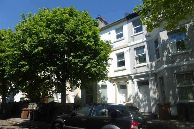 Thumbnail Maisonette to rent in Victoria Place, Stoke, Plymouth