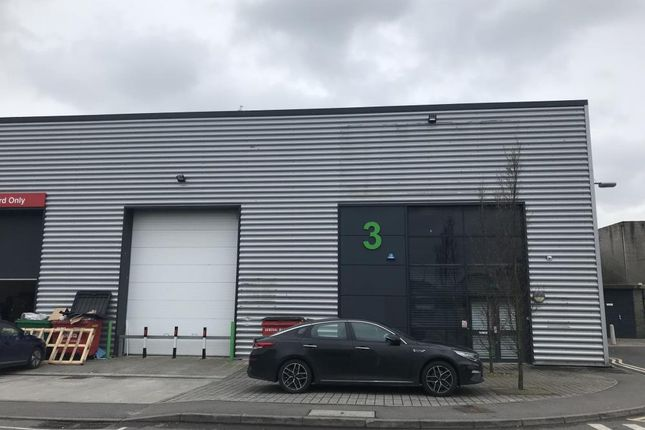Thumbnail Industrial to let in Unit 3 Canning Town Business Park, London
