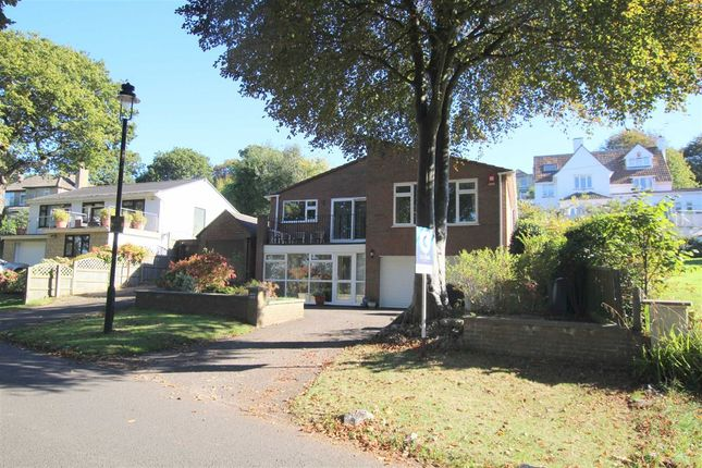 Thumbnail Detached house for sale in Lake Road, Portishead, North Somerset