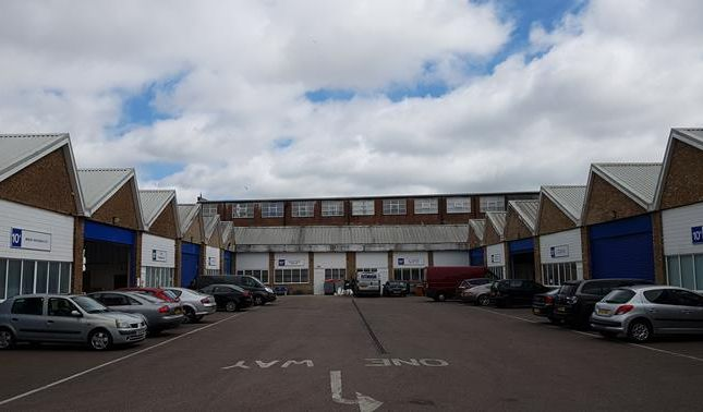 Thumbnail Light industrial to let in Unit 11A Britannia Estate, Leagrave Road, Luton