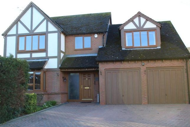 Thumbnail Property for sale in Thornton Close, Broughton Astley, Leicester