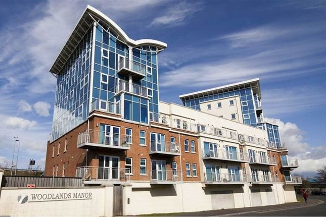 Thumbnail Flat for sale in 59 Stockmans Way, Belfast