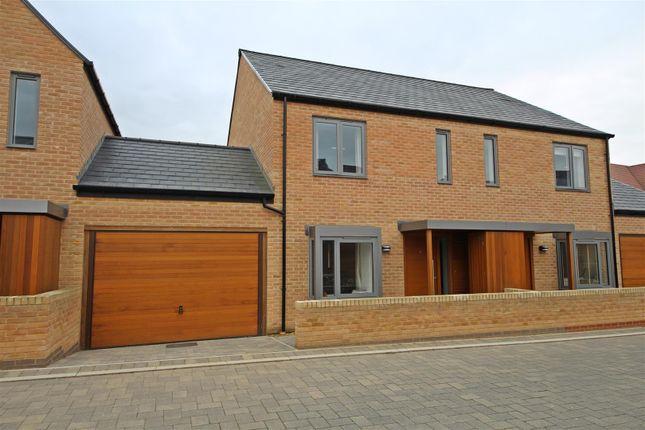 Thumbnail Semi-detached house for sale in Hereward Road, Trumpington, Cambridge