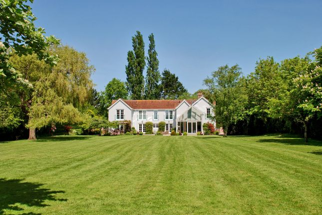 Thumbnail Detached house for sale in Lower Pennington Lane, Lower Pennington, Lymington