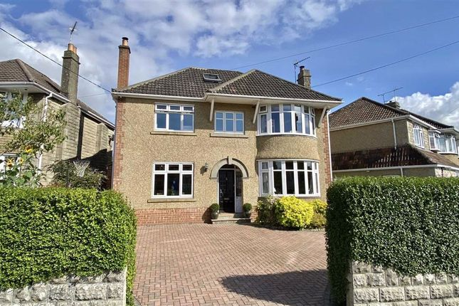 Thumbnail Detached house for sale in Yewstock Crescent West, Chippenham, Wiltshire