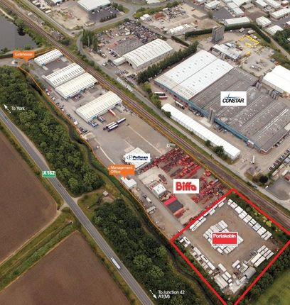 Thumbnail Land to let in Bypass Park Estate, Leeds, North Yorkshire