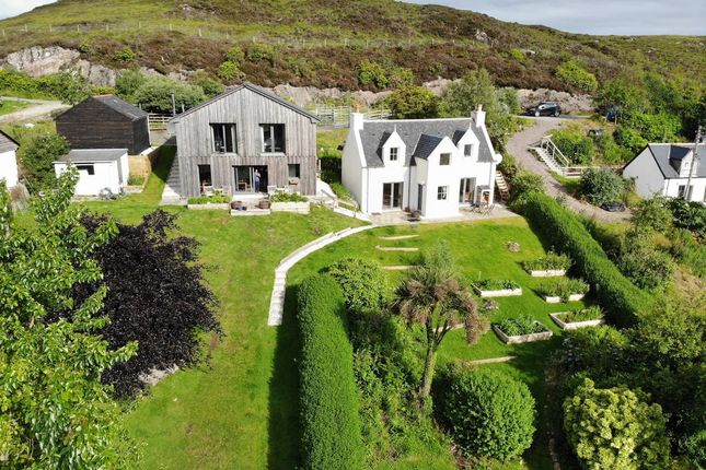 Thumbnail Detached house for sale in Isleornsay, Isle Of Skye