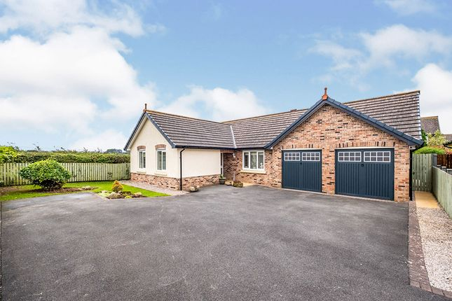 Thumbnail Bungalow for sale in The Hawthorns, Wigton, Cumbria