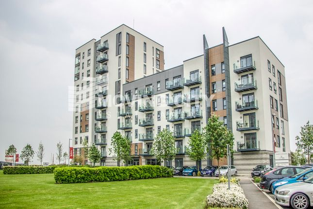 Thumbnail Flat for sale in Peninsula Quay, Victory Pier, Gilingham