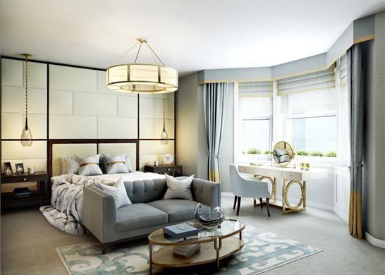 Thumbnail Flat for sale in One Kensington Gardens, London