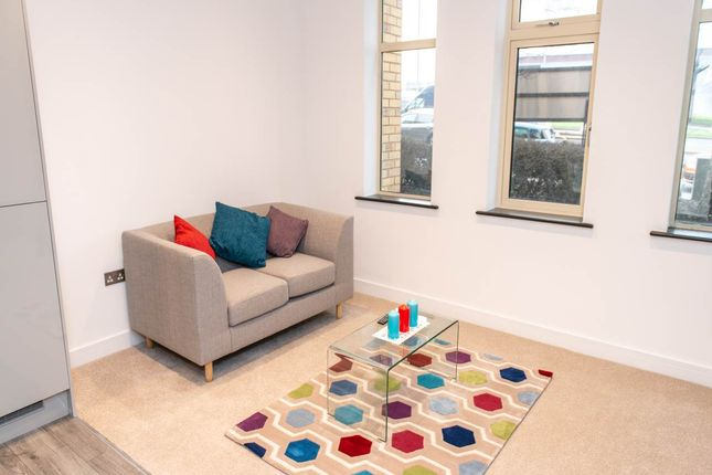 Thumbnail Flat to rent in Augustus House, 3 New Augustus Street, Bradford